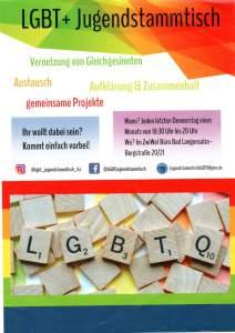 LGBTQ- Stammtisch @ Familienbüro Zwiwel /BOJE